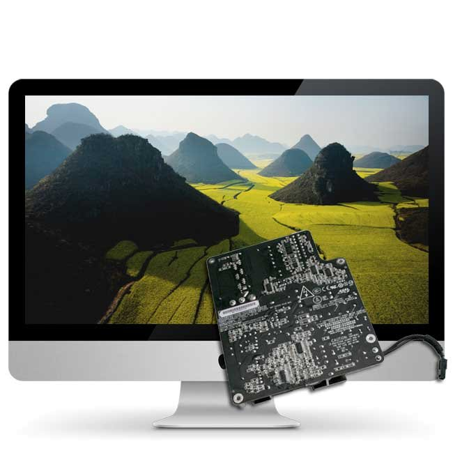 Reparatur iMac Netzteil iMac 27 inch Mid 2010 A1312
