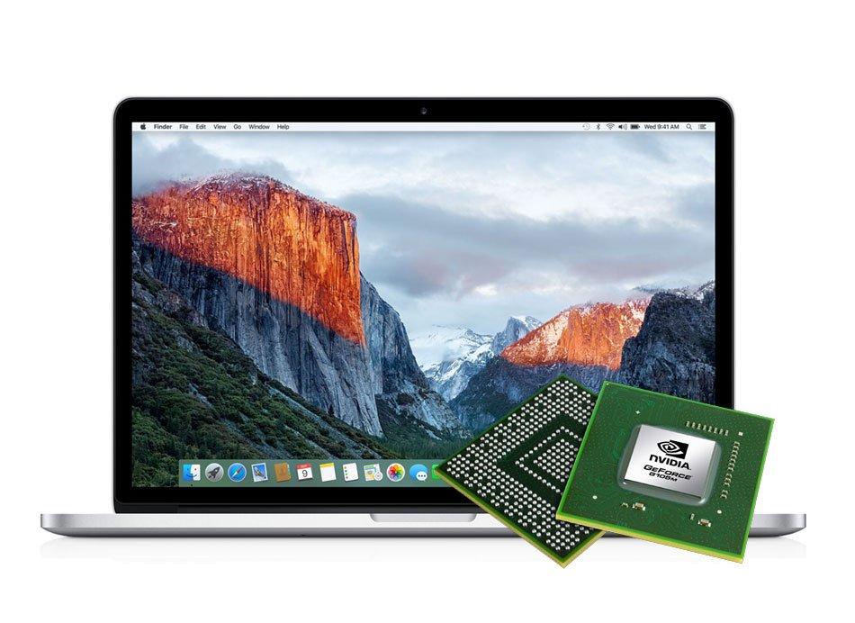 Reparatur / Austausch Grafikkarte Macbook Pro Retina A1398 Mid 2012 - Early 2013