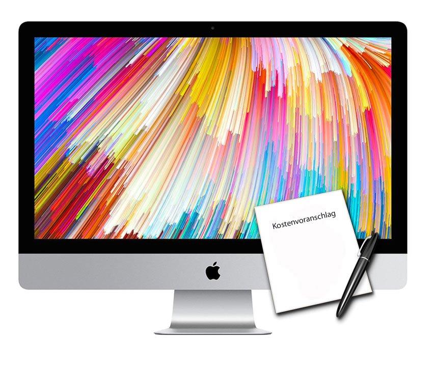 Kostenvoranschlag iMac 27 inch A1419 EMC 3070 2017
