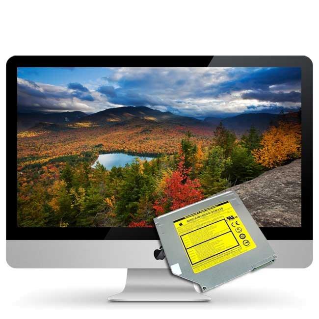 Austausch Superdrive iMac 21.5 und 27 inch Late 2009