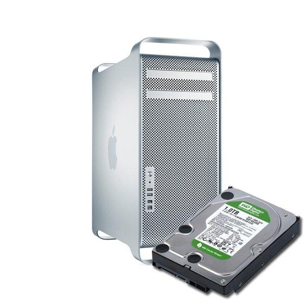 Reparatur Festplatte 2TB MacPro 2006 A1186 - 2012 A1289