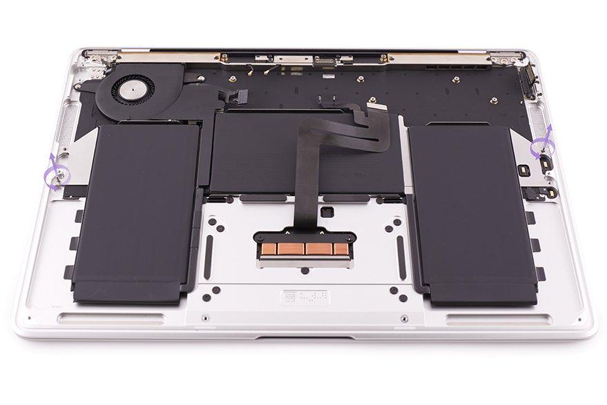Batterie Macbook Air Retina A1932 2018 - 2019