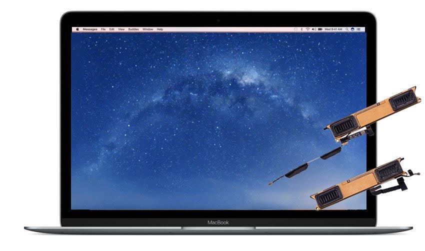 Reparatur Lautsprecher und Antennen Macbook Macbook 12 inch Early 2015 A1534