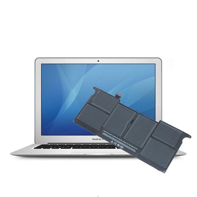 Reparatur / Austausch Batterie MacBook Air Late 2010