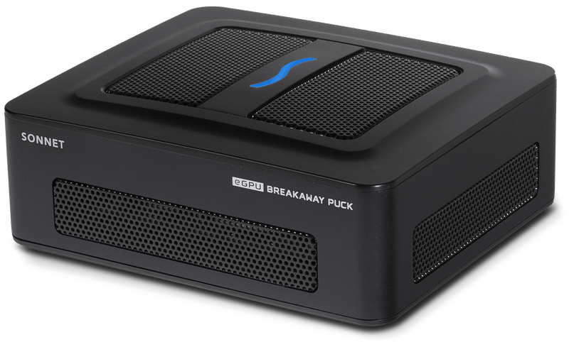 SONNET eGPU Breakaway Puck Radeon RX 5500XT