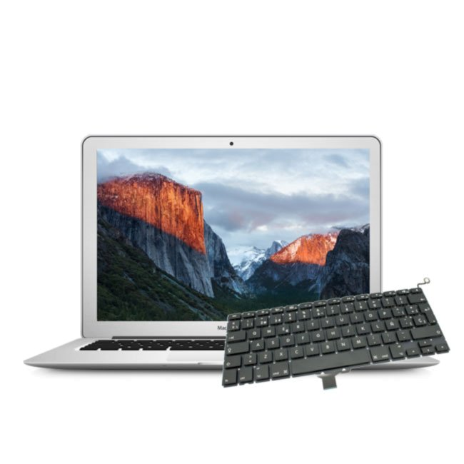 Tastatur Macbook Air Mid 2013