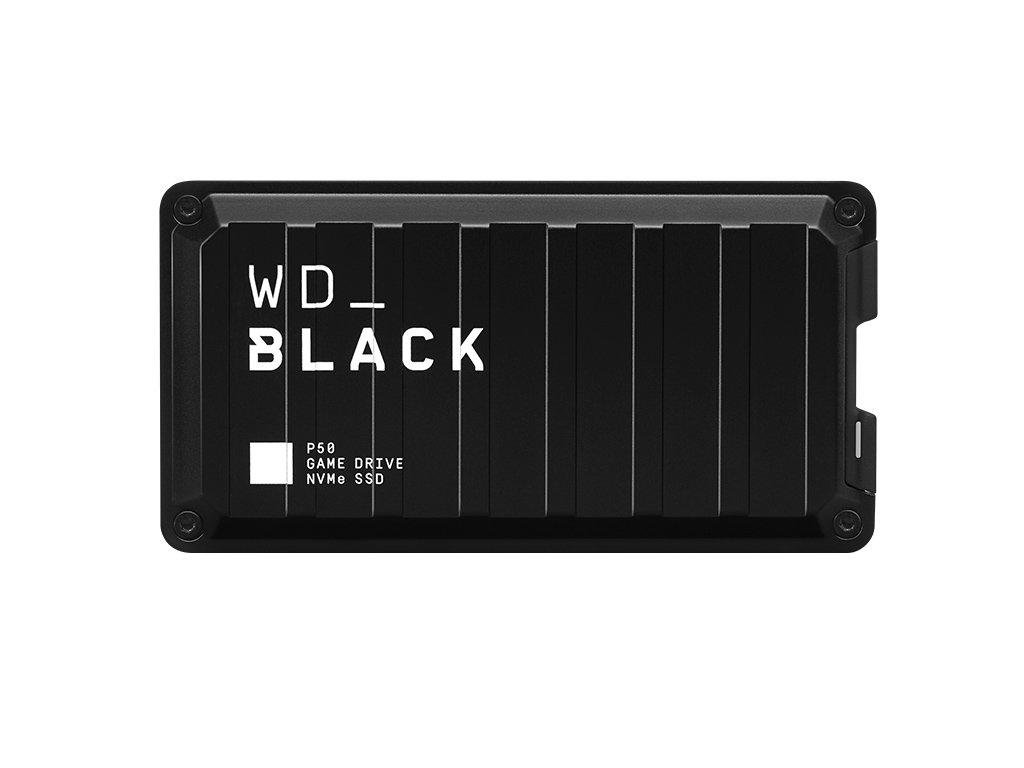 WD BLACK P50 SSD Game Drive 500 GB USB-C 3.2