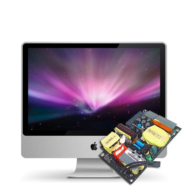 Reparatur Netzteil iMac 24 inch Early 2009 A1225 EMC 2267