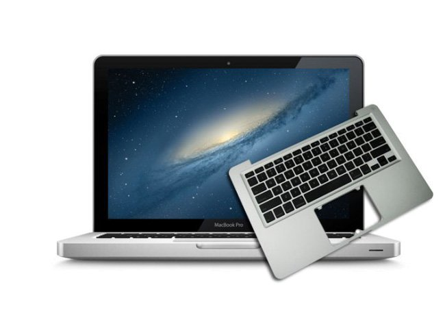 Reparatur Macbook A1278 Topcase