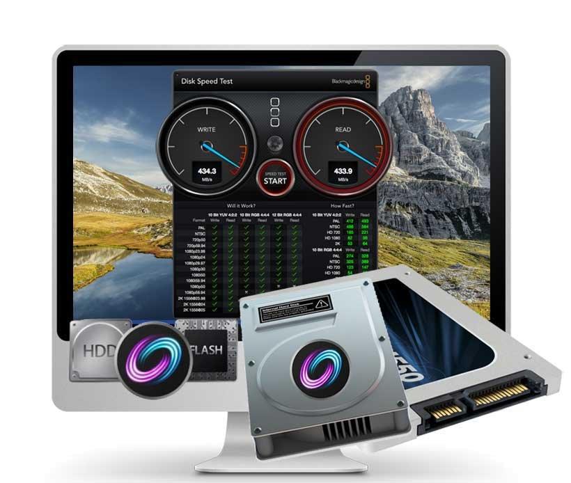 Fusiondrive Upgrade 2TB iMac Mid 2010 27 inch inkl. Einbau