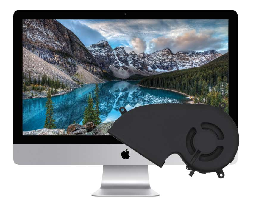 Reparatur Lüfter Apple iMac 27 inch A1419 iMac Late 2012 - Late 2015 Retina