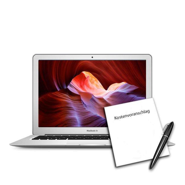 Kostenschätzung Macbook air