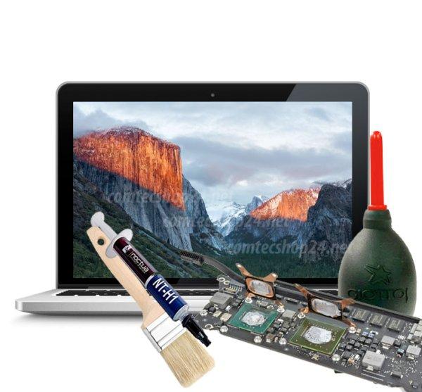 Reinigung Macbook Pro