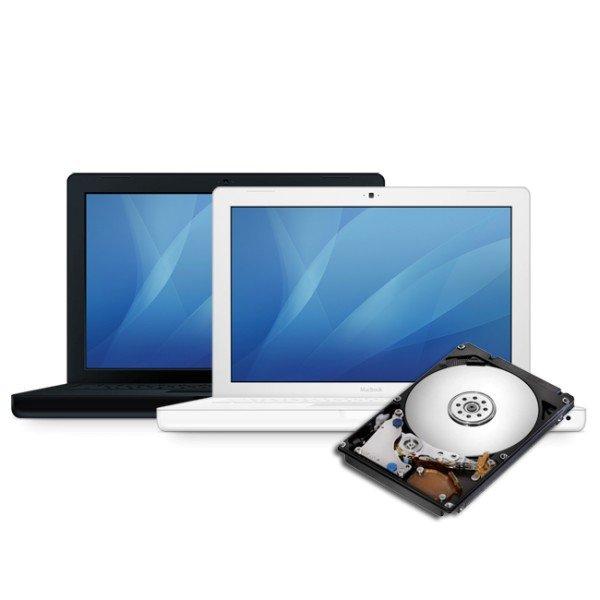 Reparatur Festplatte 2TB 5400 U/min. Macbook A1181