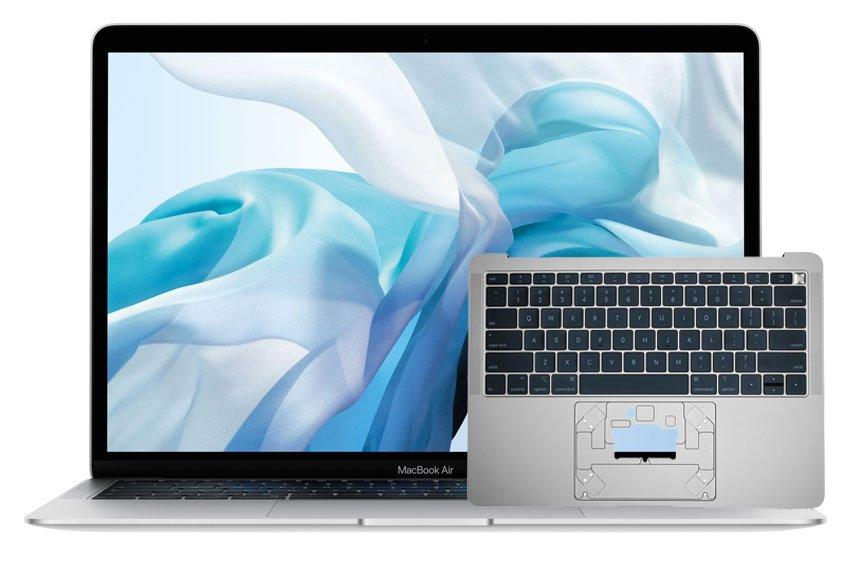Macbook Air 2018 Tastatur austauschen