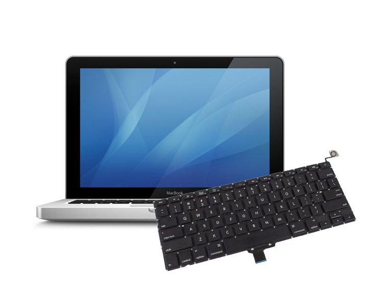 Macbook A1278 Tastatur austauschen