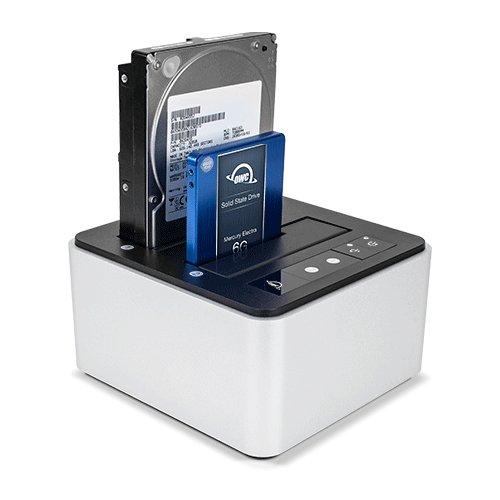"""OWC Drive Dock USB-C 3.1 Gen 2 für 2,5 """"und 3,5"""" SATA-Laufwerke OWCTCDRVDCK"""