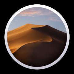 Dienstleistung Installation Mac OSX Mojave 10.14