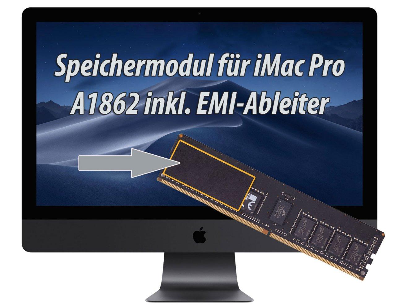 Speicher iMac Pro 2017
