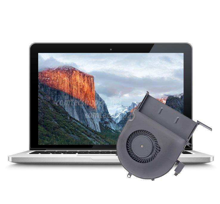 Austausch des interner Lüfter für Apple Macbook Pro Retina 13 inch A1425 und A1502