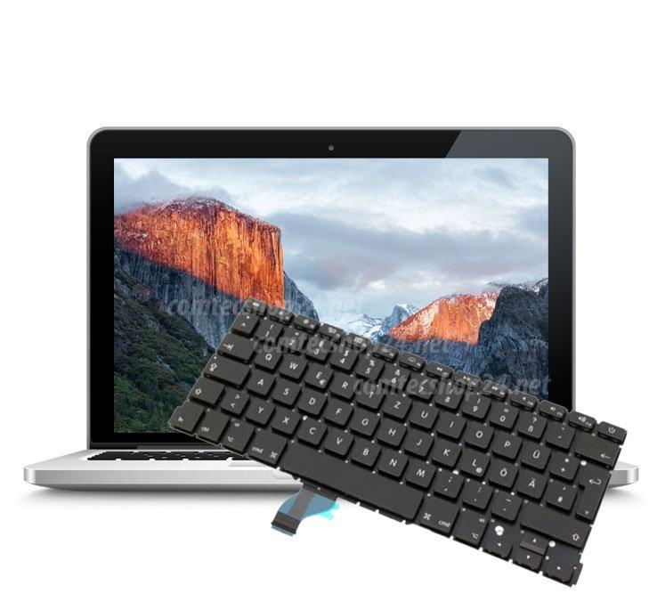 Tastatur austauschen Macbook Pro Retina