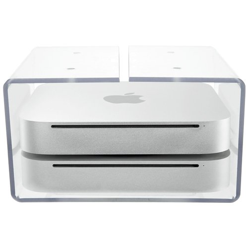 NewerTech NuShelf Sockel für 2 x Mac mini 2010-heute