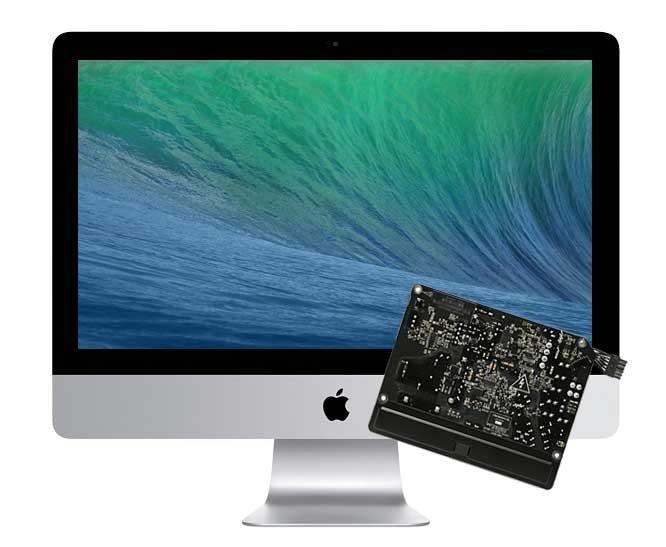 Reparatur Netzteil iMac 21.5 inch A1418 Late 2012 - Retina 2015