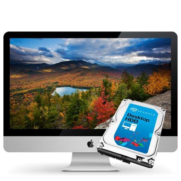Festplattentausch 1TB iMac 21.5 und 27 inch Late 2009 und mid 2010