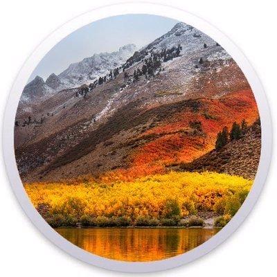 Dienstleistung Installation Mac OSX High Sierra 10.13