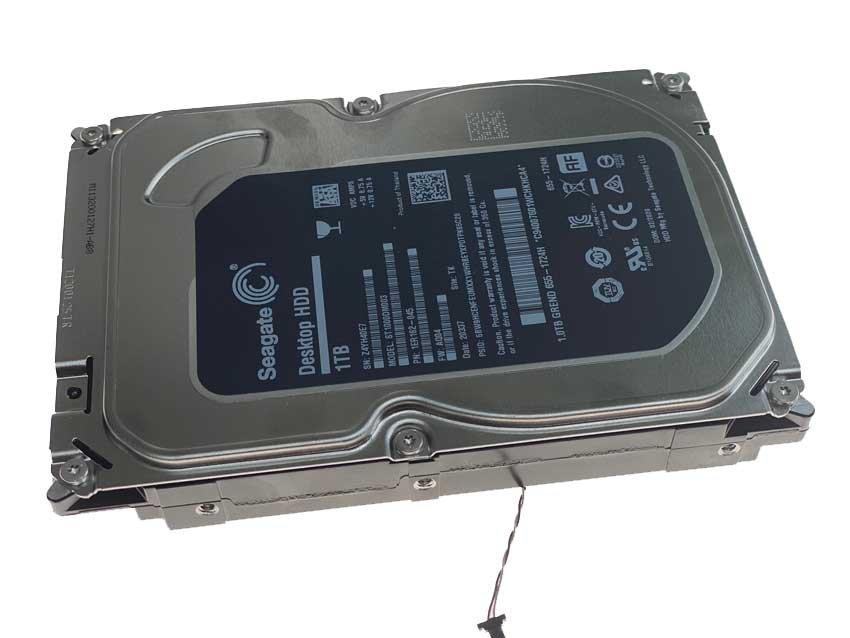 1TB Festplatte für iMac 21.5 und 27 inch Late 2009 und Mid 2010