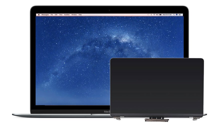 Macbook A1534 Display tauschen