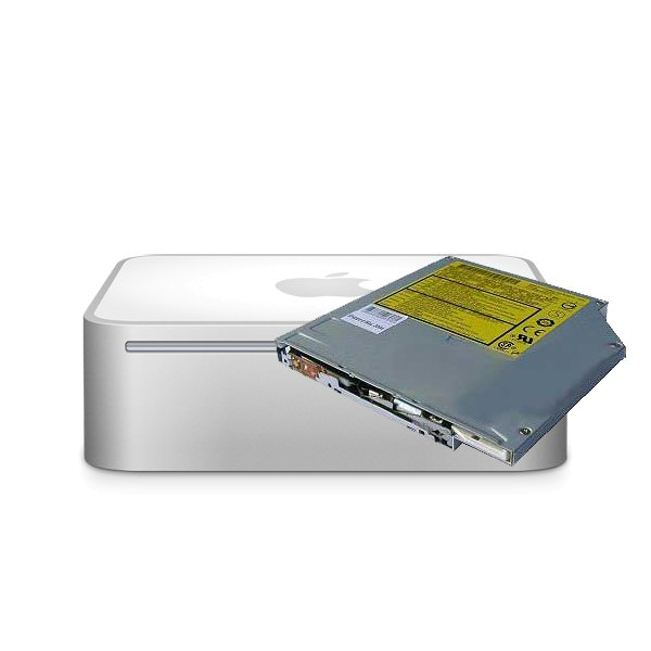 Reparatur Superdrive Macmini Early und Late 2009 A1283