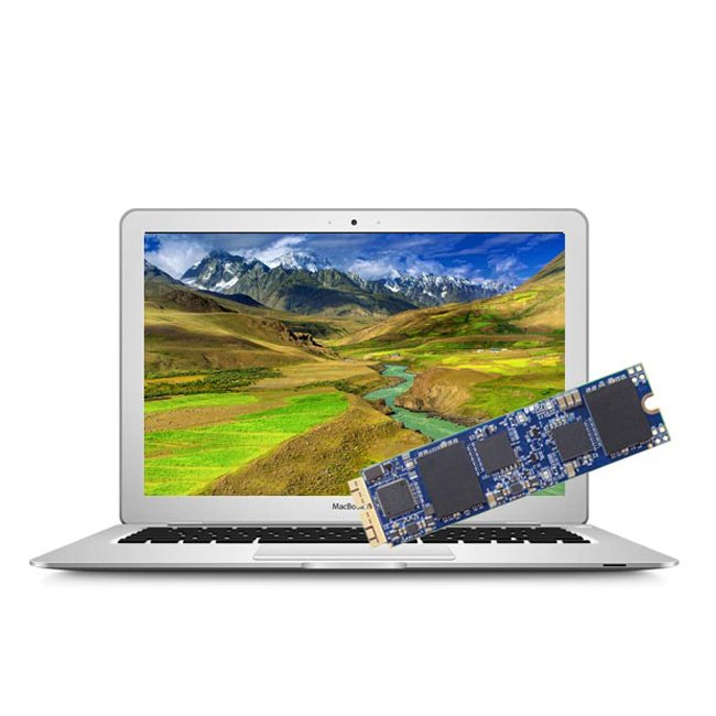 Macbook Air SSD aufrüsten