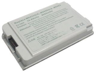 "LMP Batterie iBook G3 12"" und G4 12"" weiss, 4600 mAh"