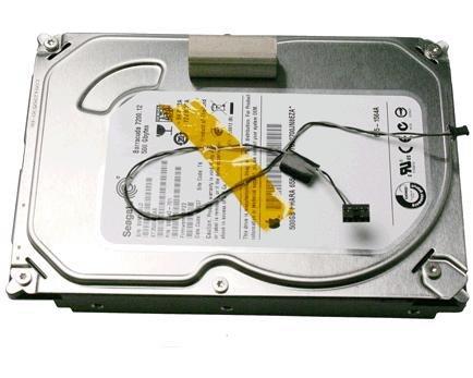 2TB Festplatte für iMac 21.5 und 27 inch Late 2009 und Mid 2010