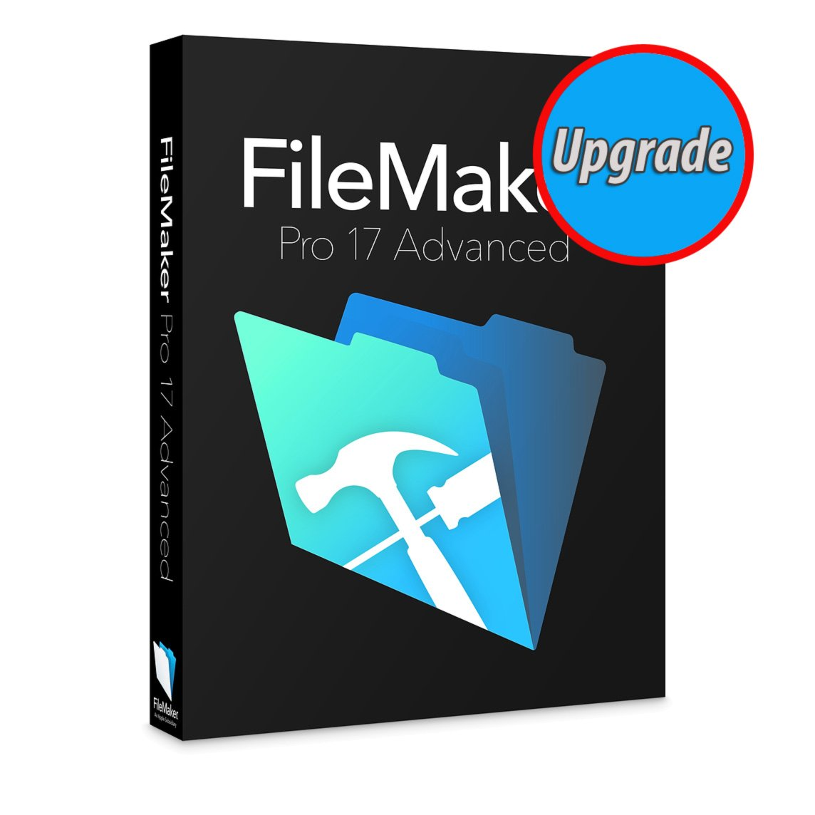 FileMaker Pro v17 Advanced int. Upgrade HLZA2ZM/A