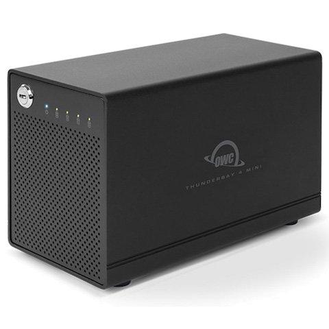 """OWC ThunderBay 4 mini, 2.5"""" 4-Bay Gehäuse TB2 OWCTB4MJB000"""