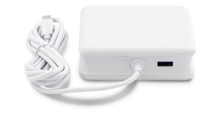 LMP USB-C Power Adapter 61W & 12W, Ladegerät 17194
