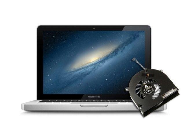 Reparatur Macbook Pro Lüfter