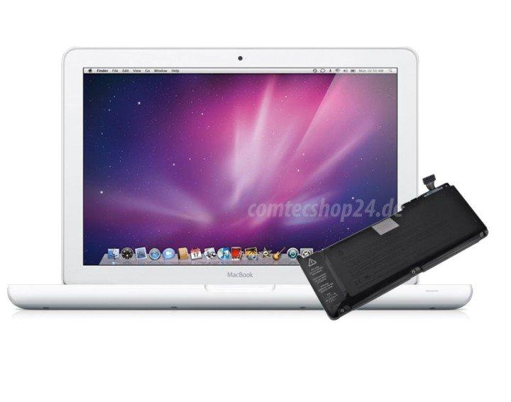 Macbook A1342 Akku austauschen