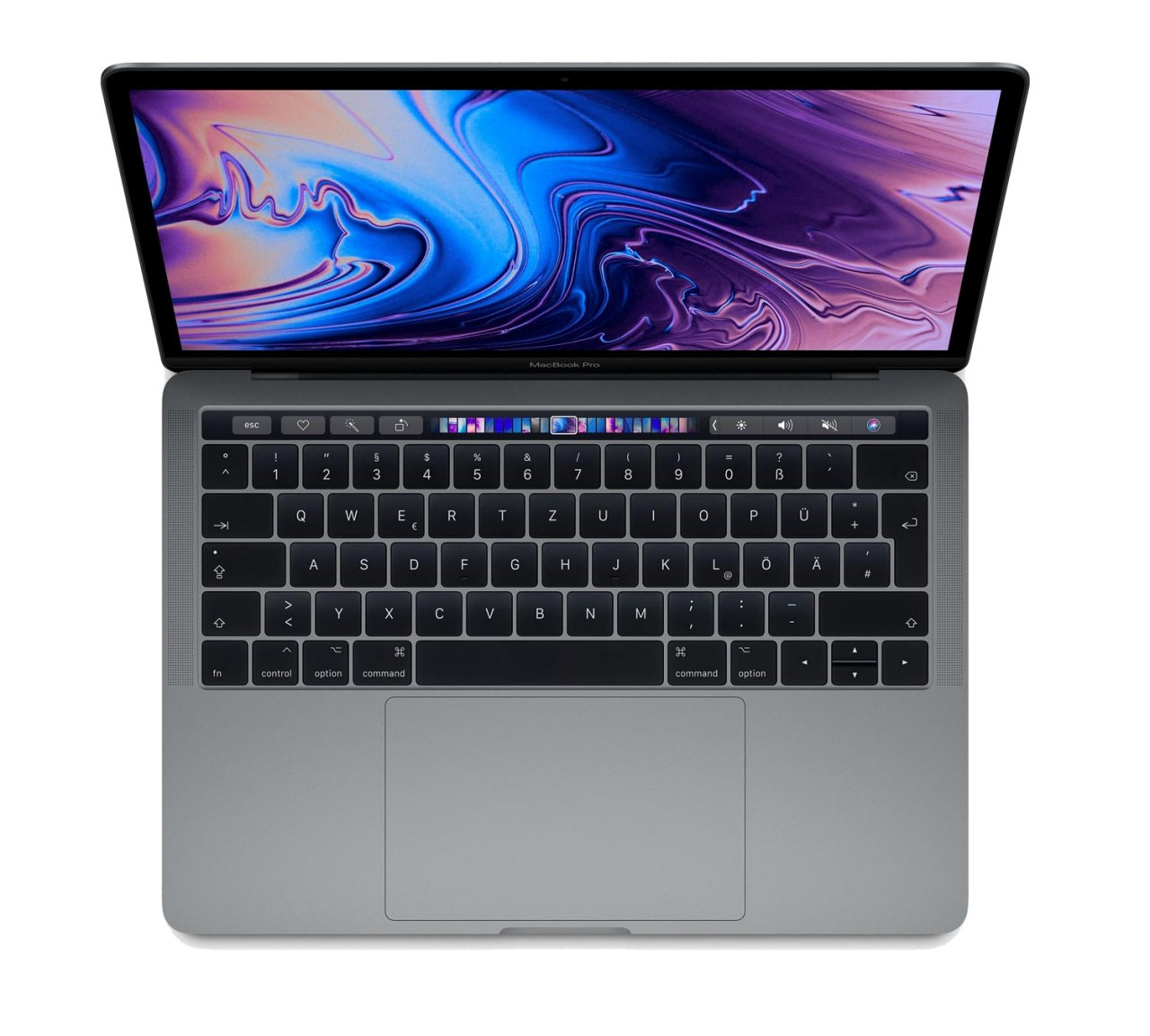 Apple MacBook Pro 33cm(13'') 2,3GHz i5 TouchBar 256GB konfigurierbar