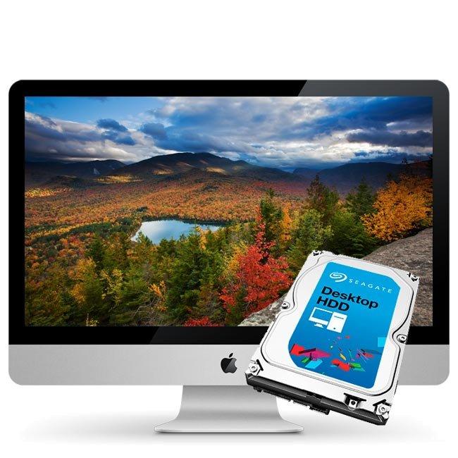 Festplattentausch 2TB iMac 21.5 und 27 inch Late 2009 und mid 2010