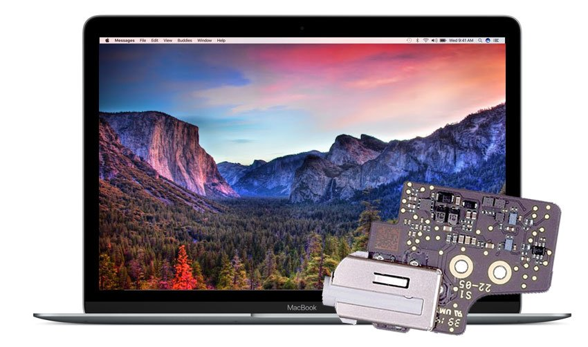 Macbook Retina Audioboard