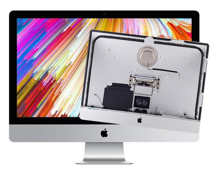 iMac Gehäuse austauschen