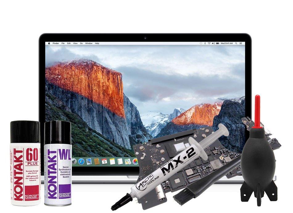Macbook Pro Retina reinigen