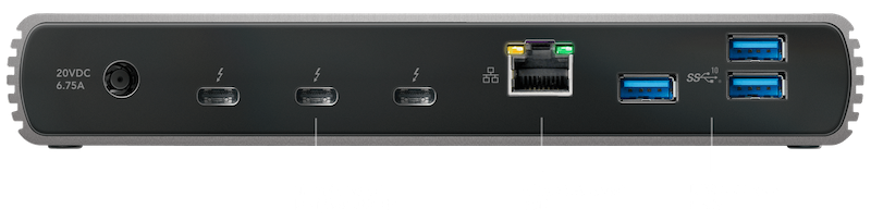 SONNET Echo 11 Thunderbolt 4 Docking Station 90W Power Delivery