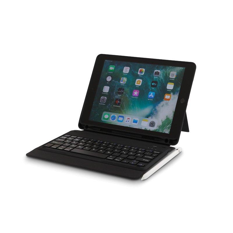 """LMP Keyboard ProtectCase für iPad 9.7"""" (2017/18) DE"""