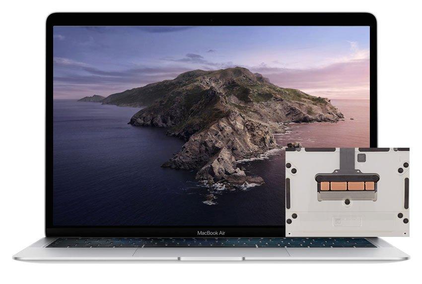 Reparatur / Austausch Trackpad MacBook Air (Retina, 13-inch, 2019)
