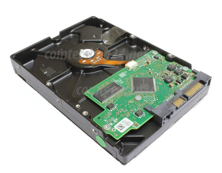 Festplatte Seagate 1000GB S-ATA für Apple iMac Mid 2007 - Mid 2009