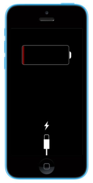 iPhone 5C A1507 Batterie Austausch